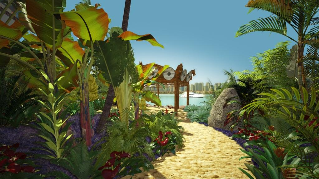 The Heart of Europe chooses Jardim Vista  for the Landscape Concept and Design at Sweden Island